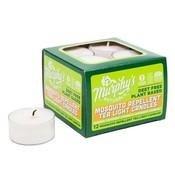 Murphy's Naturals Murphy's Naturals Mosquito Repellent Tea Light Candles - box/12