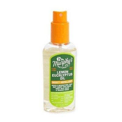 Pest and Disease Murphy's Naturals Lemon Eucalyptus Mosquito Repellent Spray - 4 oz.