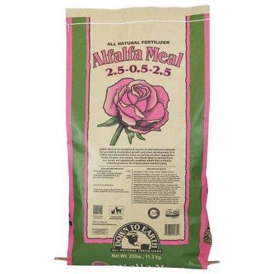 Outdoor Gardening Down to Earth Alfalfa Meal - 25 lb