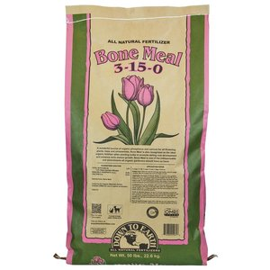 Outdoor Gardening Down to Earth Bone Meal - 50 lb