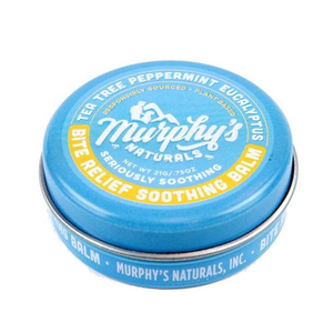 Pest and Disease Murphy's Naturals Bite Relief Soothing Balm - .75 oz tin