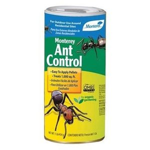 Outdoor Gardening Monterey Organic Ant Control - 1 lb