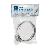 Active Air Active Air Ducting Clamp 8 inch- 2/pk