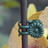 Outdoor Gardening Daisy Plant Clips - 20 count