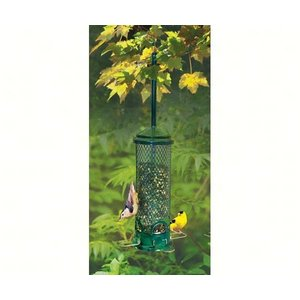 Home and Garden Squirrel Buster Squirrel Proof Bird Feeder