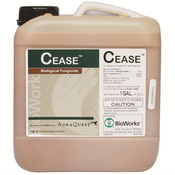 Outdoor Gardening BioWorks Cease Organic BioFungicide Concentrate - 1 gallon
