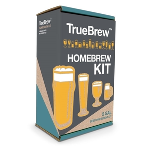 Beer and Wine TrueBrew Pineapple Hard Seltzer Kit - 5 Gallons