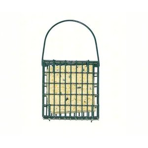 Home and Garden Suet Cage Feeder