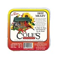 Home and Garden Coles Hot Meats Suet Cake - 11.75 oz.