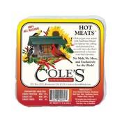 Cole's Coles Hot Meats Suet Cake - 11.75 oz.