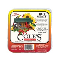 Cole's Coles Hot Meats Suet Cake - 11.75 oz.
