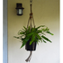 Home and Garden Jute Macrame Plant Hanger - 30 inch