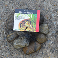 Home and Garden Earthtone River Rocks - 2 lb