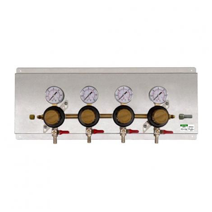Taprite Taprite Secondary Regulator Panel - 4 regulator