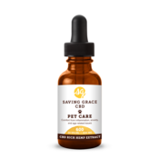 Home and Garden Saving Grace Pet Care CBD Oil - 30 ml