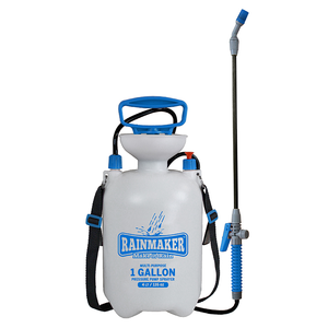 Outdoor Gardening Rainmaker 1 Gallon Pump Sprayer