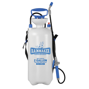 Outdoor Gardening Rainmaker 2 Gallon Pump Sprayer