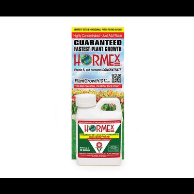 Indoor Gardening Hormex Liquid Concentrate - 8 oz