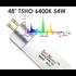 Lighting SunBlaster NanoTech T5 HO Fluorescent Fixture - 4 ft