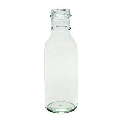 Urban DIY Sauce Bottle w/ Lid-12 oz.
