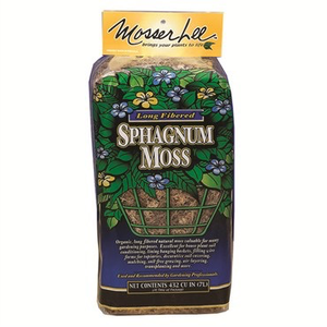 Outdoor Gardening Long Fibered Sphagnum Moss - 4362 cu in