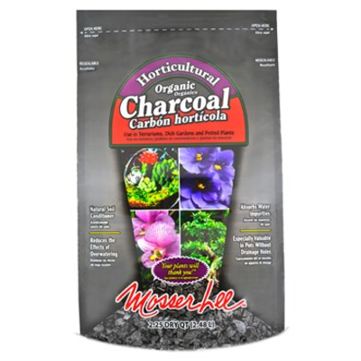Outdoor Gardening Mosser Lee Horticultural Charcoal - 2.25 qt