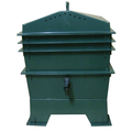 Down to Earth Vermihut Worm Composter System