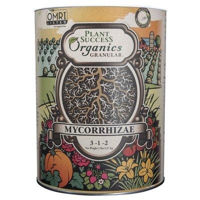 Indoor Gardening Plant Success Granular Mycorrhizae - 5 lb