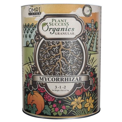 Plant Success Plant Success Granular Mycorrhizae - 5 lb