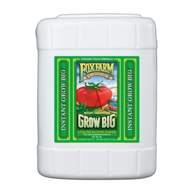 Indoor Gardening FoxFarm Grow Big - Soil