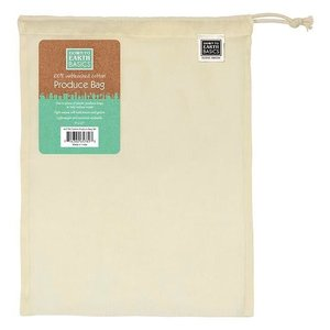 Down to Earth Small Reusable Fabric Produce Bag - 9x12 inch