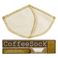 Coffee Sock Coffee Sock Reusable Coffee Filter - Basket Filter (2pk)