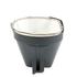 Home and Garden Coffee Sock Reusable Coffee Filter - #4 Cone Filter (2pk)