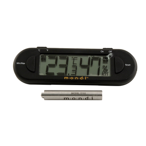 Mondi Mondi Mini Thermometer and Hygrometer