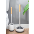 Full Circle Scrub Queen Replaceable Toilet Brush