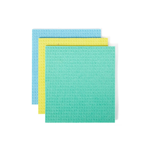 Home and Garden Squeeze Cellulose Sponge Cloths - 3 pack