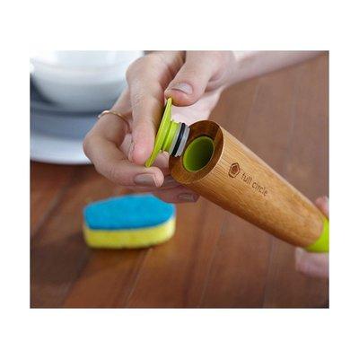 Full Circle Suds Up Soap-Dispensing Dish Sponge