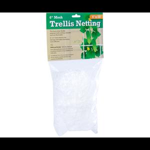 Hydrofarm Non-Woven Trellis Netting w/6 inch Mesh - 4' x 50'