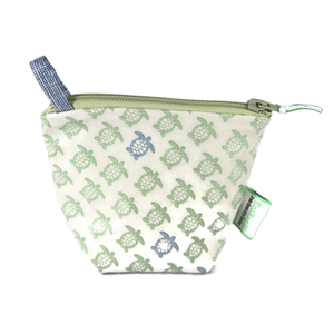 Green City Living EcoBagIt! Zip Reusable Snack Bag - Sea Turtles