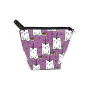 Home and Garden EcoBagIt! Zip Reusable Sandwich Bag - Caticorn