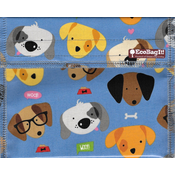 Home and Garden EcoBagIt Sandwich Bag - Dog Park
