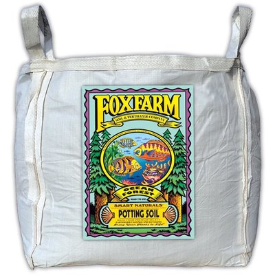 Outdoor Gardening Fox Farm Ocean Forest Potting Soil - 27 cuft tote