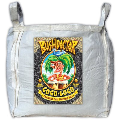 Outdoor Gardening Fox Farm Bush Doctor Coco Loco Potting Soil - 27 cuft tote