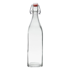 Down to Earth Square Swing Bottle - 1 L
