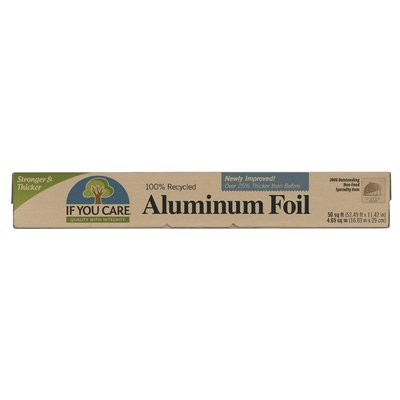 Home and Garden If You Care Recycled Aluminum Foil - 50 sq ft