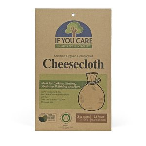 Home and Garden If You Care Organic Cheesecloth - 2 sq yd