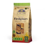 Home and Garden If You Care  FSC Certified Firelighters - 72 ct