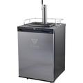 Brewmaster KOMOS™ Kegerator with Stainless Steel Intertap Faucet