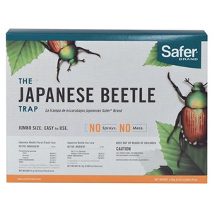 Outdoor Gardening Safer Japanese Beetle Trap
