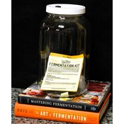 Fifth Season Gardening Co Fifth Season Fermentation Jar - 1 gallon
